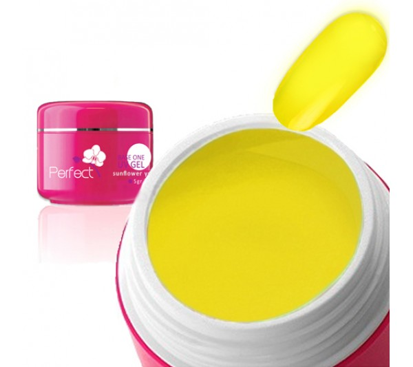 Gel Uv Unghii Sunflower Yellow